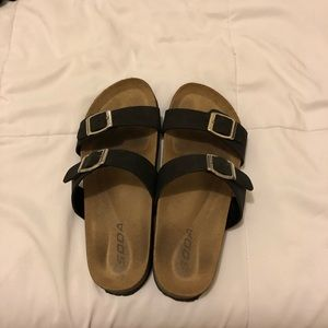3 for $10 Soda Sandals